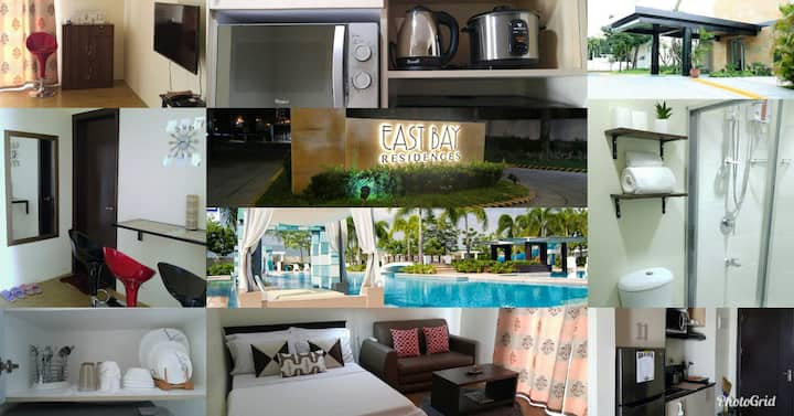 Furnished & Cozy Studio Unit @ East Bay Residences
