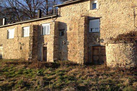 maison isolée dans la foret du haut languedoc - Courniou - Natur-Lodge