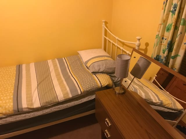 Warm cosy room in house by the sea - Great Yarmouth - Rumah