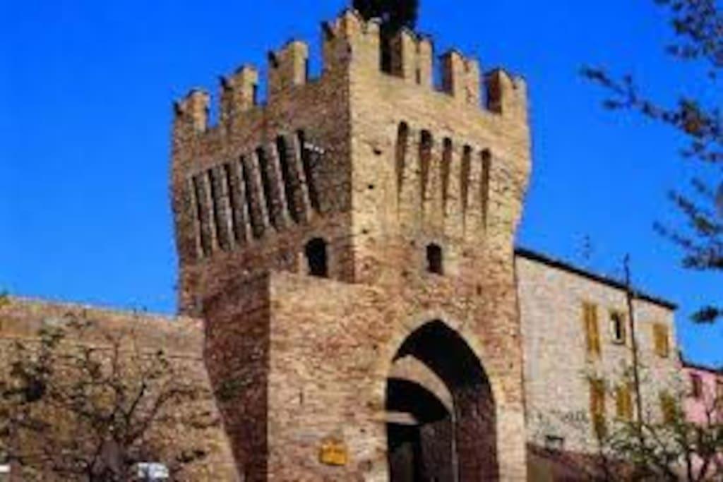 Civitanova old town
