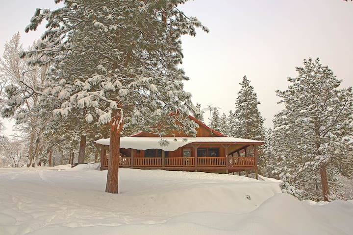 Whispering Pines Ranch House 907 - Winthrop