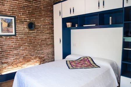 Belle chambre double près a Girone - Cassà de la Selva