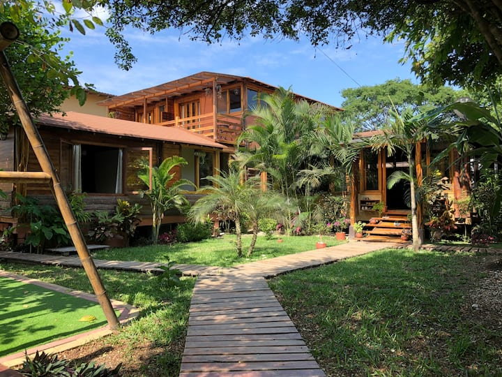 The most Beautiful Bungalow Near The Beach