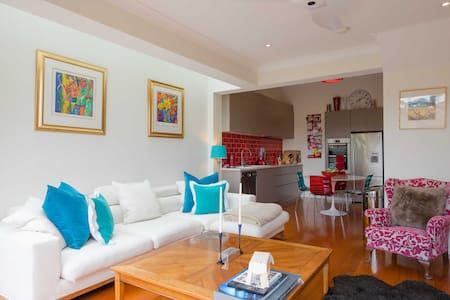 Stylish cottage; a great base for exploring Sydney - Balmain