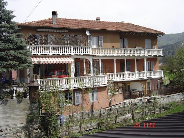 CALIZZANO PINETA TRA MARE E MONTI - Calizzano - Apartment