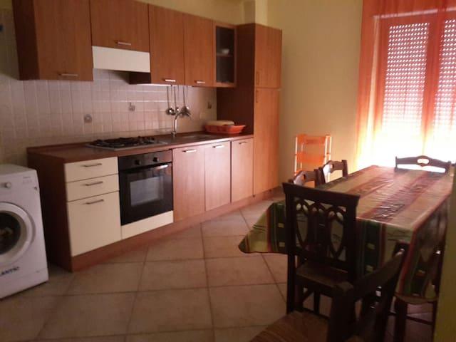 Appartamento 100m dal mare - Cirò Marina - Lejlighed