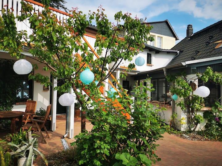InselScheune II - Auftanken & HomeOffice