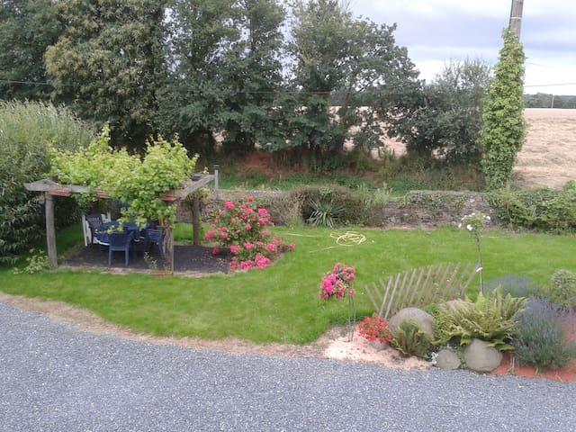 L'étable, maison avec jardin - Plélo - Rumah