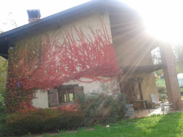 la casa nel bosco è stare nel verde - Pettinengo - Ev