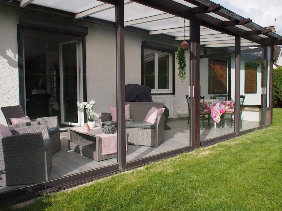 entre ville et marais maisons louer saint martin au la rt hauts de france france. Black Bedroom Furniture Sets. Home Design Ideas