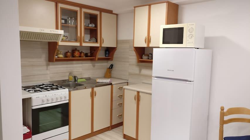 Cheap apartment near Zagreb - Hrvatski Leskovac - Apartament