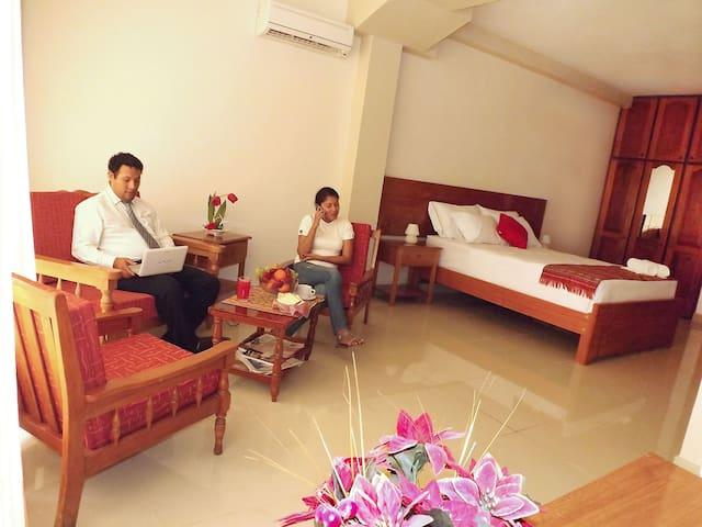 Junior Suite HOTEL 4* en la Plaza d Armas Pucallpa