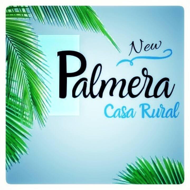 Casa rural, New palmera