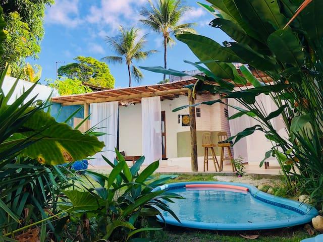 Apartamento de Praia duplex 2 a 6 pessoas