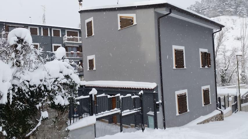 Villa in Alfedena pochi km da Roccaraso - L'Aquila