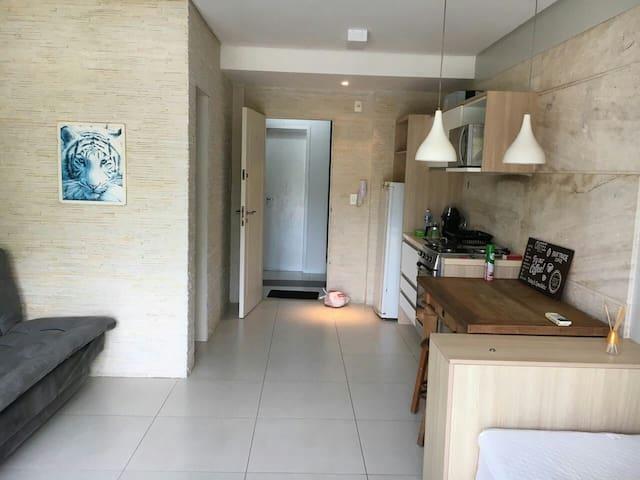 Loft aconchegante em Jurerê Int. - Florianópolis  - Loft