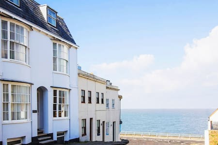 Beautiful Georgian House right by the sea BH OFFER - Herne Bay - Дом