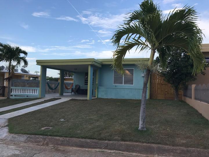 Ramey Base Beach house