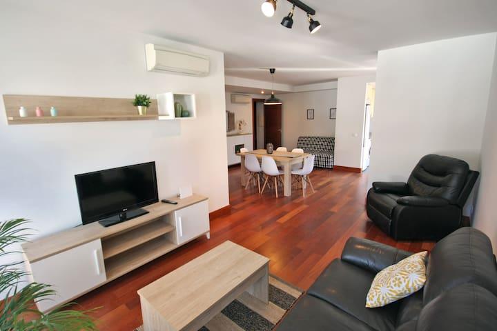 """Apartamento """"El Mirador de Nabaín"""" Boltaña"""