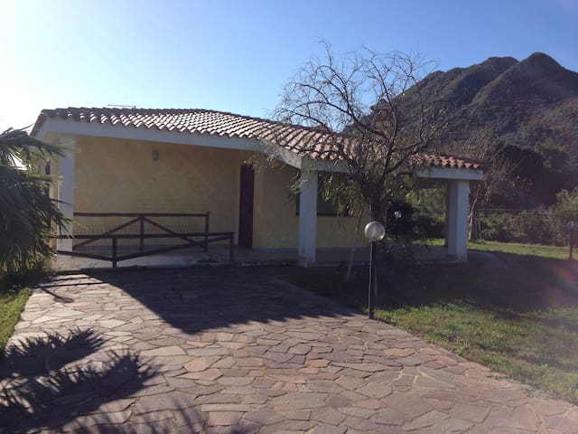 South East Cost Sardinia Feraxi - Muravera - House