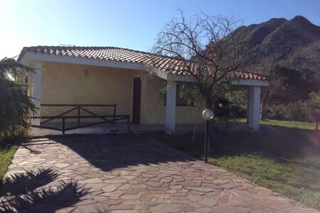 South East Cost Sardinia Feraxi - Muravera - House