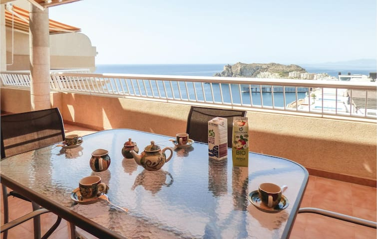 Holiday apartment with 2 bedrooms on 79m² in Águilas