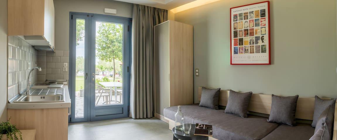 Villa despina Standard apartment Sea view