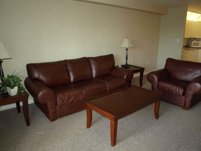 Large 1 Bedroom in Halifax - Halifax - Daire