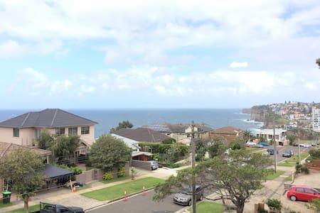Oceanview Apartment, Vaucluse, Private Room - Vaucluse - Lägenhet