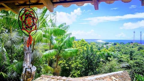 Casa Natura Itacare Suite Prainha Vista Mar