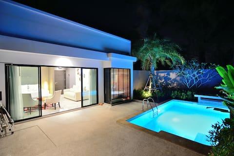 Junior Suite Private Pool Bangtao