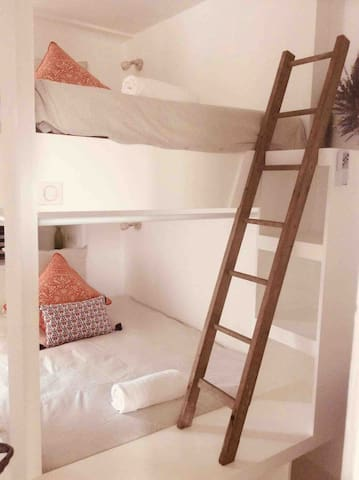 Double Bunk beds for the kid in you