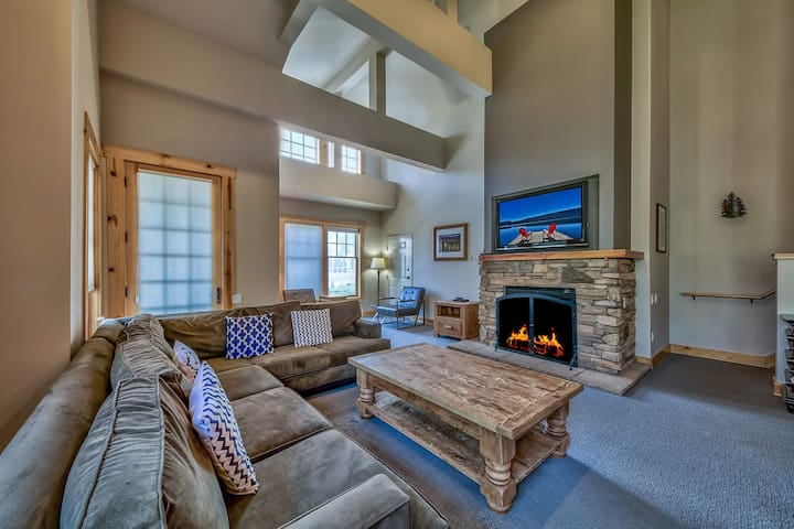 Home for all your Kirkwood Adventures - Luxury 3Br