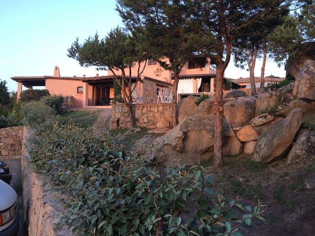 Villino a Baja Sardinia