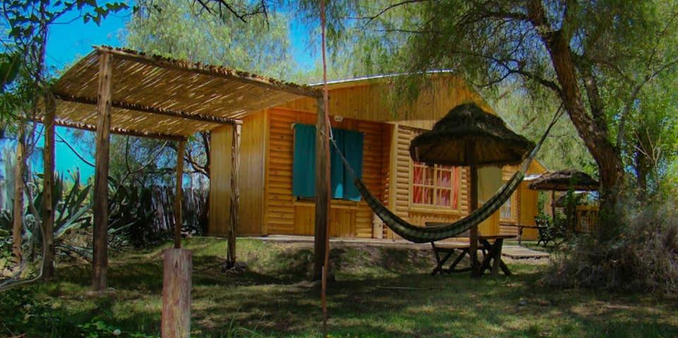 Cabañas Camping El Mangrullo. - Las Heras