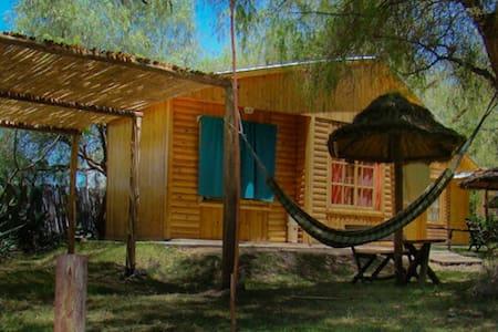 Cabañas Camping El Mangrullo. - Las Heras - Nature lodge