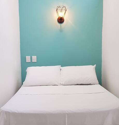 Hotel habitación individual