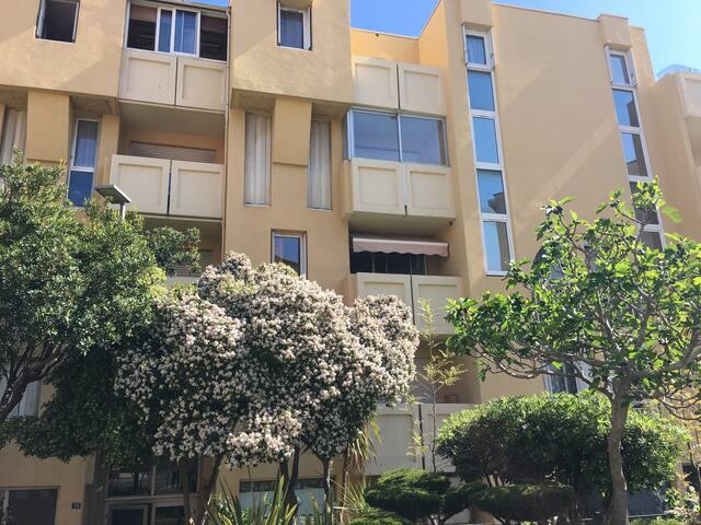 T2 Idéal vacances, ville et plages de Sète. - Sète - Apartamento