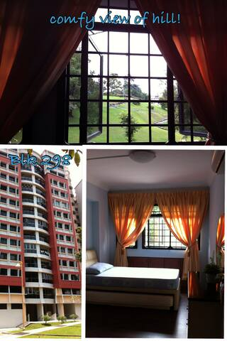 YISHUN NEWLY FURNISHED ROOM! HOMEY! - Singapura - Apartamento