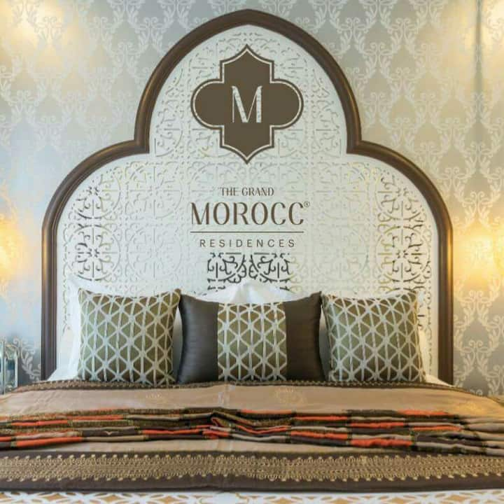 The Grand Morocc Hotel / Suite 1 Bedroom