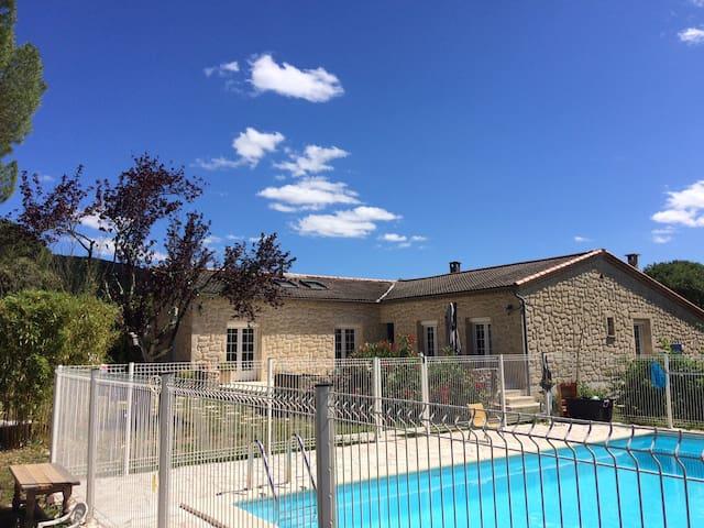 Villa au nord de Montpellier