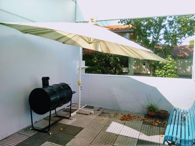 La mejor habitación en barrio residencial c/ baño - Buenos Aires - Hus