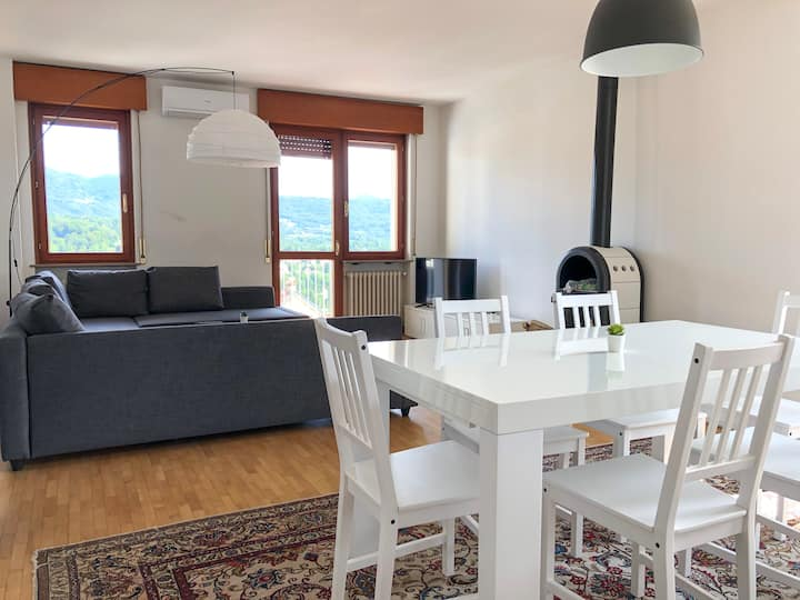 Spacious apartment in the heart of Belluno - Civetta