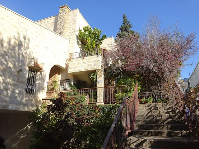 Beautiful , near Haifa University - Haifa - Casa