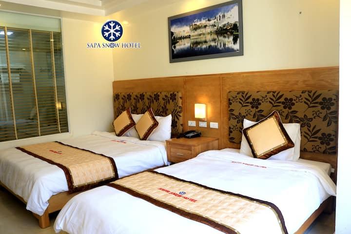 Deluxe Family Room in Sapa Town