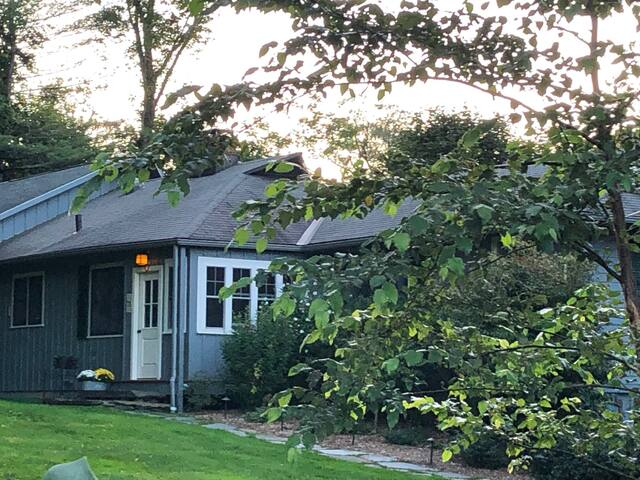 Privacy Abounds! In-Town Brookside Country Home