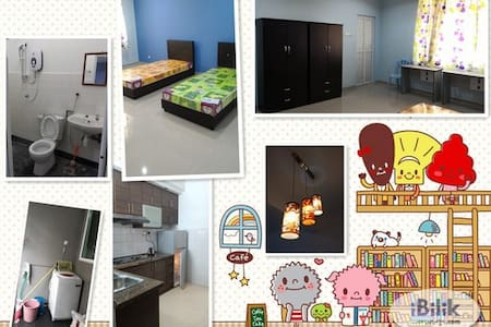 Nice Room for 2 person - Cheras - Rumah