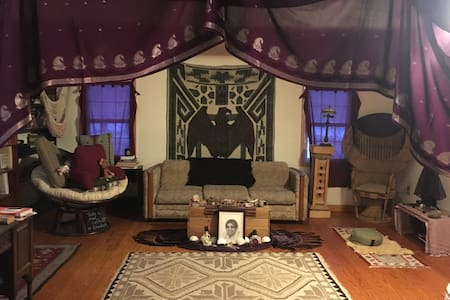 Catskills Sacred FireSchoolhouse with Yoga
