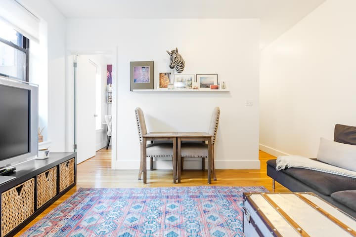 Charming 2 Bedroom Little Italy Apt