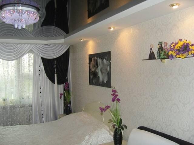 Уютная квартира с камином и кондиционером - Minsk - Appartamento